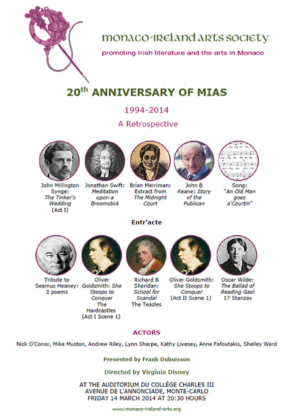 20th Anniversary of MIAS