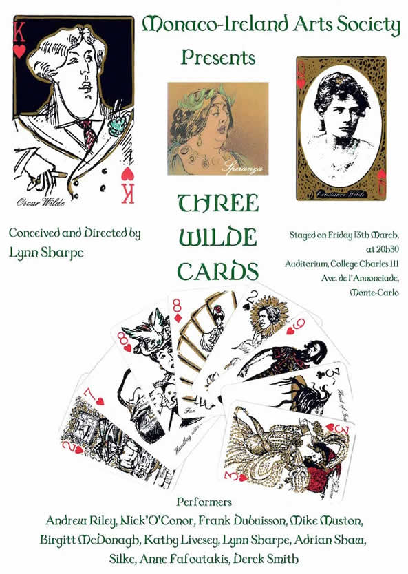 The Three Wilde Cards